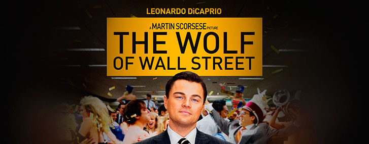 Wolf of Wallstreet Juomapeli